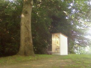 Toilette sèche RespectÔ - Modèle mariage - Autonome mobile