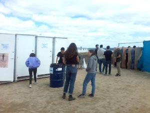Implantation cabines RespectÔ - Astropolis 2017 - BeauRivage - Brest