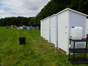 Cabines toilettes sèches RespectÔ - Festival St Nolff - 2013