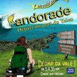 Affiche RandoRade 2018